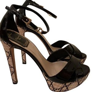 Christian Dior platform heels